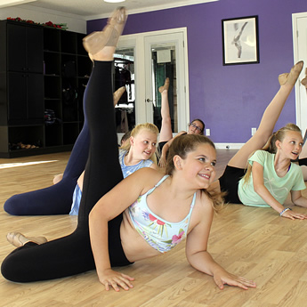 dance classes in scotts valley